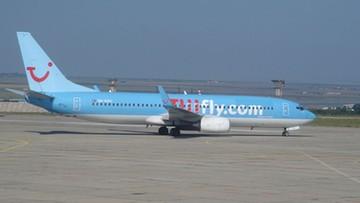 02-01-2017 18:45 Awaryjne lądowanie polskiego samolotu w Amsterdamie