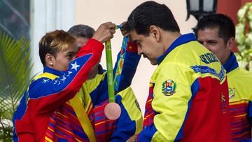 23-08-2016 10:24 Wszyscy wenezuelscy olimpijczycy dostaną mieszkania