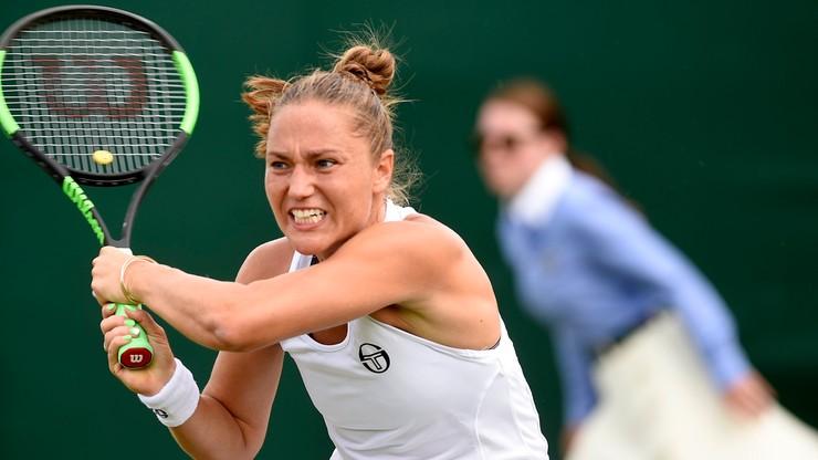 WTA w Taszkencie: Bondarenko pokonała Babos w finale