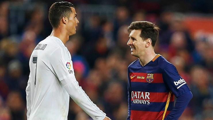 Messi: Cristiano jest fenomenalny