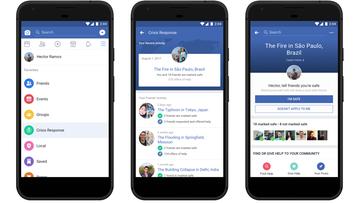 """15-09-2017 15:43 Facebook uruchomi """"centrum reagowania kryzysowego"""""""