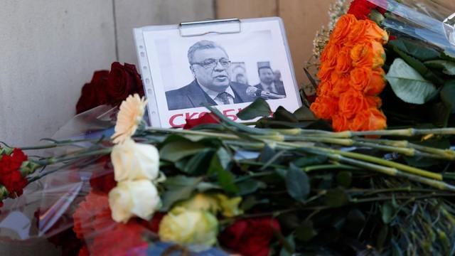 Turcja. Erdogan: Zabójca ambasadora to bez wątpienia zwolennik Gulena
