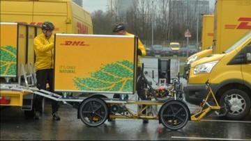 Nowe rowery cargo w Niemczech. 125 kg przesyłek w  jednym kursie