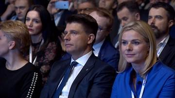 Petru polecił Schmidt na wiceszefową europejskiej partii ALDE