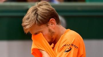 2017-07-22 ATP w Umag: Najwyżej rozstawiony Goffin odpadł w ćwierćfinale