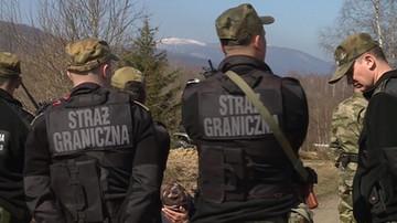 """Polska straż graniczna zatrzymała w Macedonii ponad 120 imigrantów. """"Presja migracyjna jest wytwarzana przez ludzi, którzy nie są uchodźcami"""""""