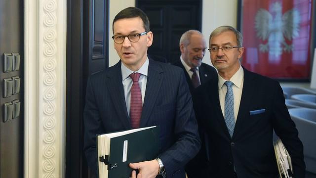 Morawiecki będzie premierem po rekonstrukcji? Mazurek: pojawiła się propozycja kandydatury