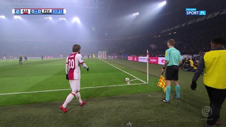 2017-12-10 Ajax Amsterdam - PSV Eindhoven 3:0. Skrót meczu