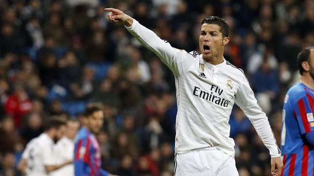Cristiano Ronaldo najlepszym piłkarzem świata 2016 roku
