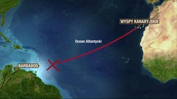 Odnaleziono jacht polskich żeglarzy na Atlantyku. Kobieta jest już bezpieczna
