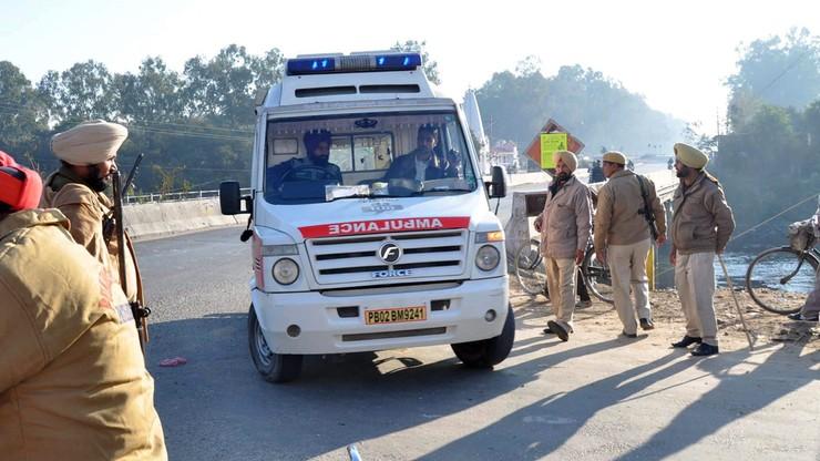 Atak na indyjską bazę lotniczą w pobliżu granicy z Pakistanem. Są ofiary