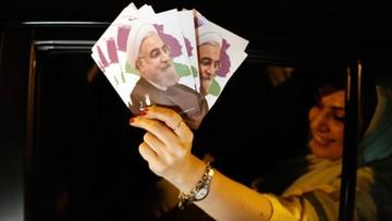 20-05-2017 14:00 Hasan Rowhani wybrany prezydentem Iranu na drugą kadencję