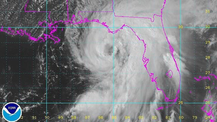 Floryda przygotowuje się na atak huraganu Hermine