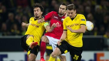 2015-11-05 LE: Pogromy Napoli i Dortmundu, sensacja w Albanii. Asysta Piszczka