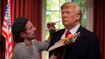 Trump zastąpił już Obamę w Muzeum Figur Woskowych