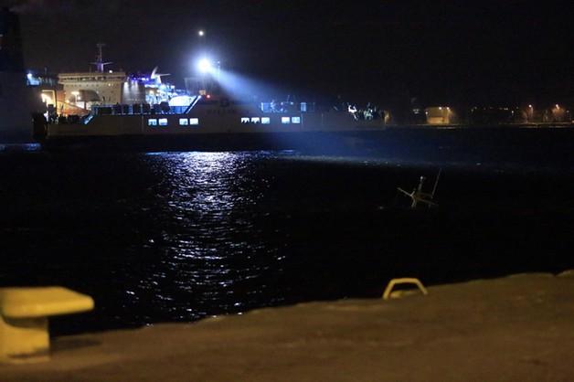 Świnoujście: zatonął holownik