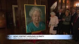 Nowy portret brytyjskiej królowej