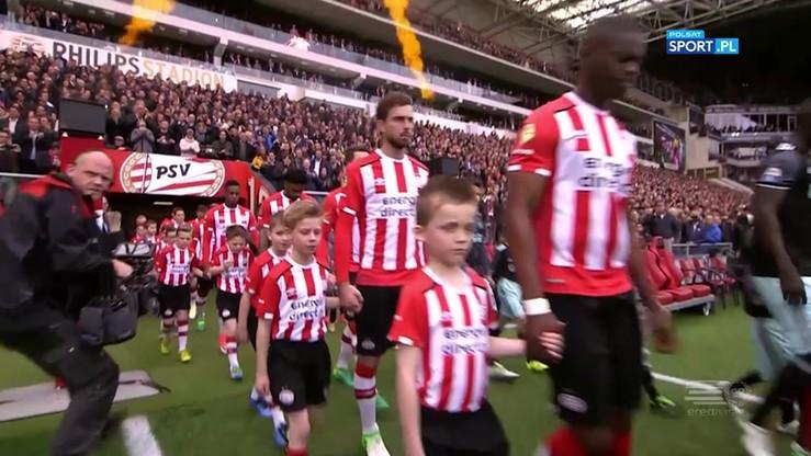 PSV Eindhoven - Ajax Amsterdam 1:0. Skrót meczu