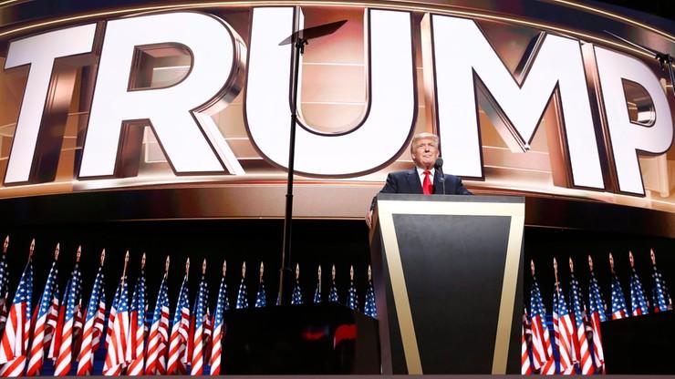"""Trump wysuwa się na prowadzenie. Zobacz nowy sondaż """"Washington Post"""""""