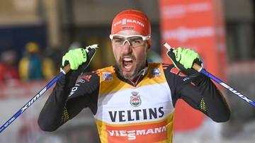 2016-11-27 Cieślar 30. w Kuusamo, drugie zwycięstwo Rydzeka