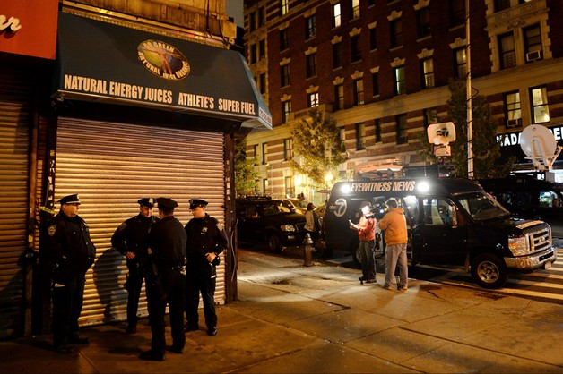 Ebola w Nowym Yorku