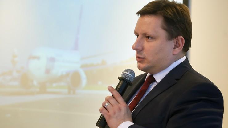 Prezes LOT: w tym roku zysk z przewozu pasażerów. Będą też nowe samoloty