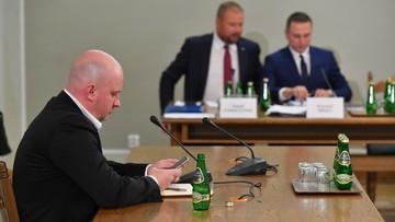 Majewski: Michał Tusk znalazł się etycznie w bardzo trudnej sytuacji