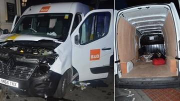 10-06-2017 13:10 Zamachowcy z Londynu chcieli wynająć większą ciężarówkę. Zawiodła karta płatnicza