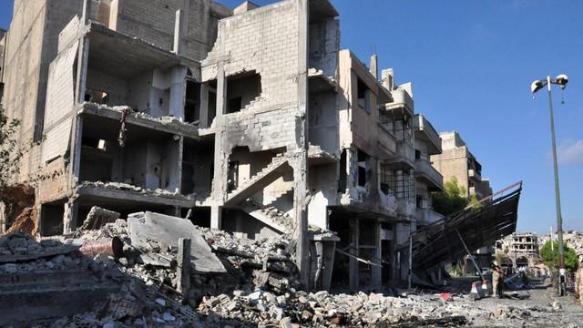 Seria zamachów w Syrii - co najmniej 38 zabitych