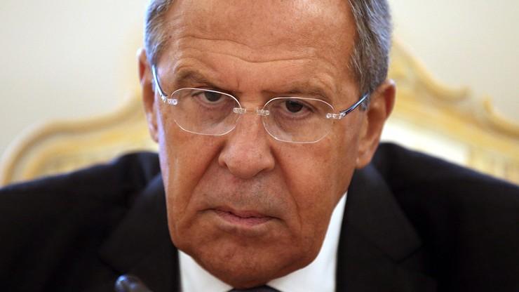 Ławrow: nasze ataki na Syrię nie naruszają rezolucji RB ONZ