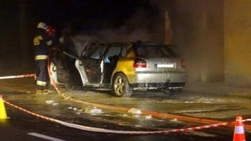 14-02-2016 13:42 Tragedia w Wielkopolsce: dwie osoby spłonęły w samochodzie