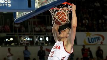 2016-10-23 Hiszpańska liga koszykarzy: 11 punktów Waczyńskiego, wygrana Unicai