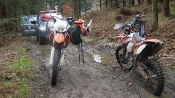 05-05-2016 21:39 Urządzili w lesie zasadzkę na motocyklistów. Wpadli w nią Niemcy i Holendrzy