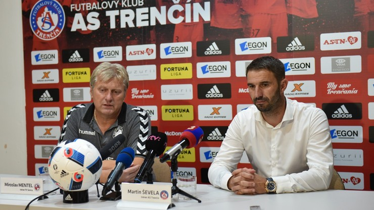 Trener Trenczyna: Czeka nas trudne zadanie