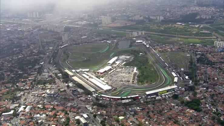 Grand Prix Brazylii w osiem minut