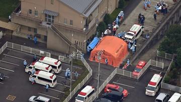 26-07-2016 05:10 Masakra w Japonii. Nożownik zaatakował ośrodek dla niepełnosprawnych