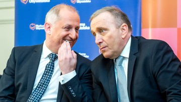 """""""Test dla wszystkich w opozycji czy są opozycją"""" - Schetyna i Neumann o wotum nieufności"""