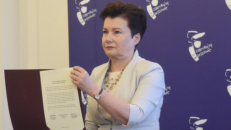 Rzecznik Ratusza: decyzja komisji potwierdziła skuteczność działań prezydent Warszawy