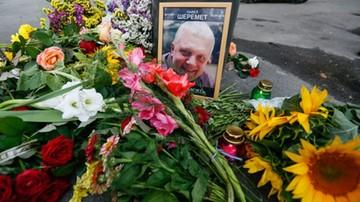10-08-2016 15:47 Ukraina: są nowe ślady w sprawie śmierci Szeremeta