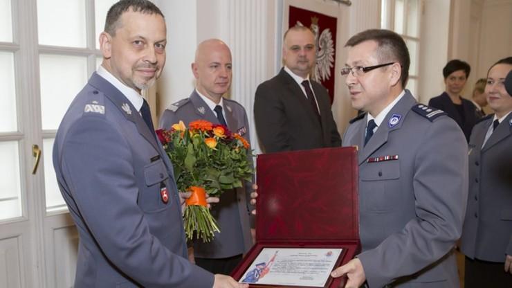 Nowy szef stołecznej policji. P.o. został nadinsp. Paweł Dobrodziej