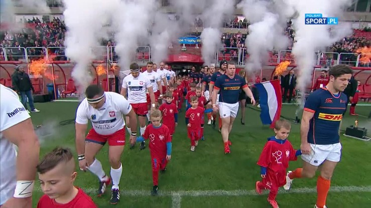 Polska - Holandia 14:13. Skrót meczu