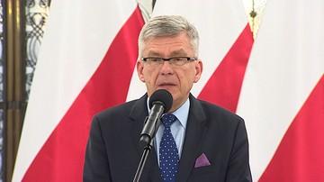 22-04-2016 05:30 Karczewski w Niemczech: rozwiązanie sytuacji wokół TK wewnętrzną sprawą Polski