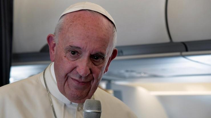 Papież: żaden cel, nawet szlachetny, nie usprawiedliwia niszczenia embrionów