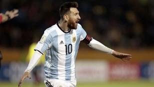 Messi bohaterem Argentyny. Hat-trick zapewnił awans