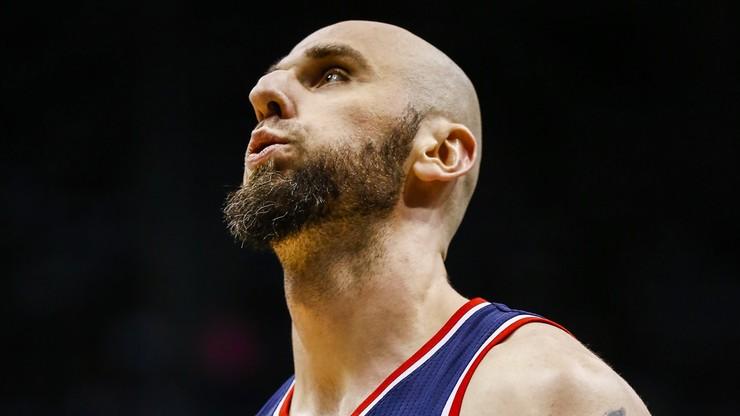NBA: 40. double-double Gortata, zwycięstwo Wizards