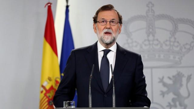 Premier Hiszpanii wezwał do odwołania referendum w Katalonii