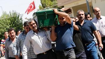 22-08-2016 19:41 Premier Turcji dystansuje się od słów Erdogana o dziecku zamachowcu
