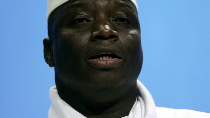 """""""Nie uznaję swojej porażki w wyborach"""" - prezydent Gambii"""