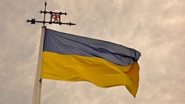 23-08-2016 15:59 Poroszenko: ukraińska flaga zawiśnie nad Krymem i Donbasem