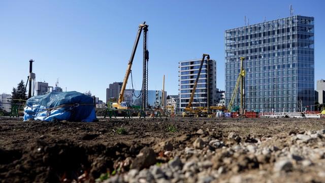 Tokio 2020 - rozpoczęła się budowa Stadionu Olimpijskiego